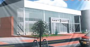 fachada locales