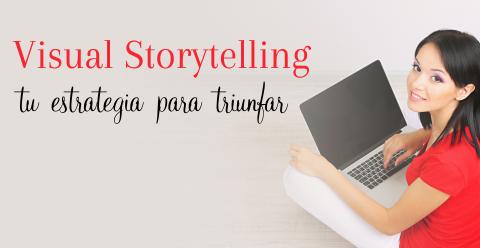 visual storytelling titulo