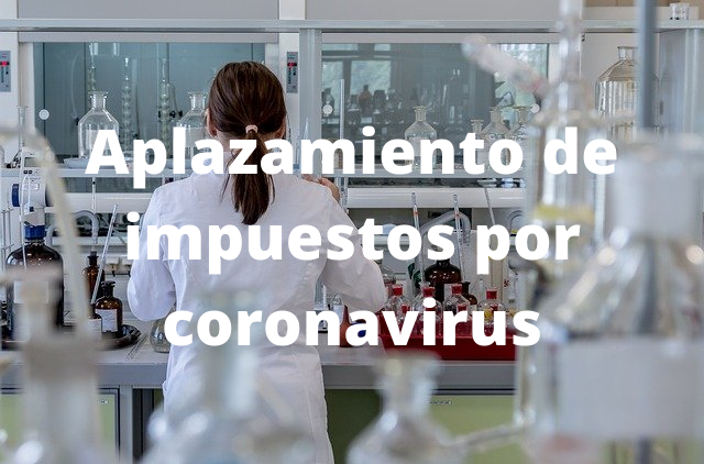 Aplazamientos coronavirus