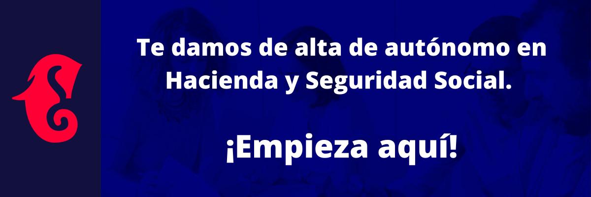 Alta de autónomo con e-autonomos.es
