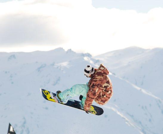 nieve, deporte, riesgo, actividad