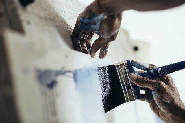 pintor, artes, imágen
