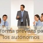 Reforma autonomos
