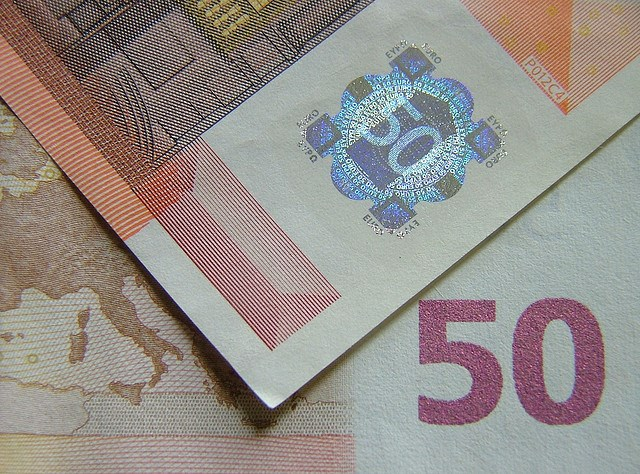 tarifa plana 50 euros, billetes